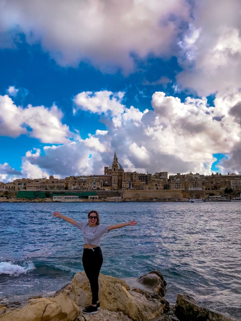 Personnel file: Stela in Malta.